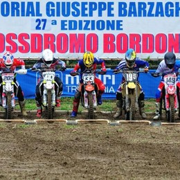 Il Crossodromo del Bordone   vuol dare gas