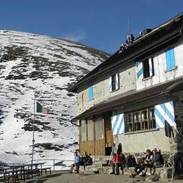 Introbio, escursionista soccorso  nella zona del rifugio Grassi