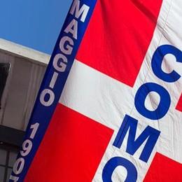 Compleanno del Como  Con museo e bandiera
