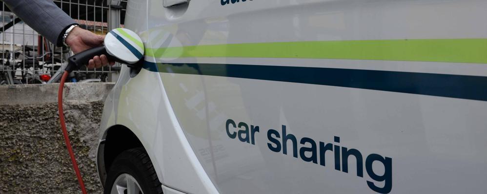 Più vicino il car sharing a Merate  «Il servizio partirà già a settembre»