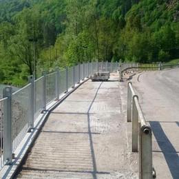 Strade sicure a Taceno: c'è l'ok  Via libera anche al marciapiede