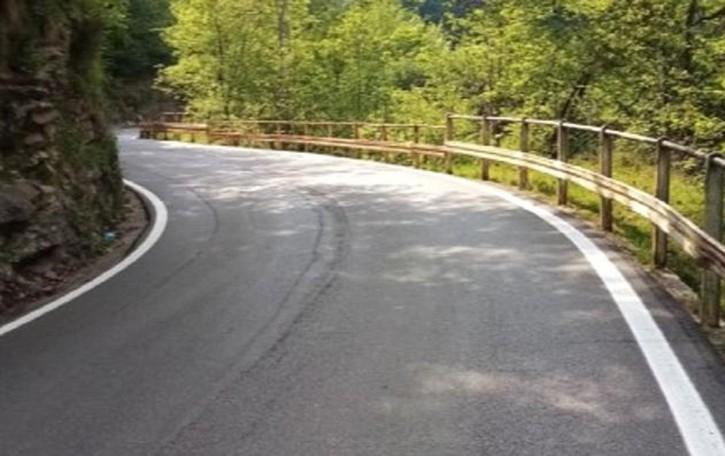 Bellano-Taceno più sicura  Mezzo milione per la Provinciale 62