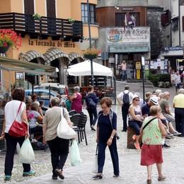 Barzio coccola i turisti  con il wi-fi gratuito