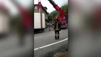 I pompieri al Ghisallo