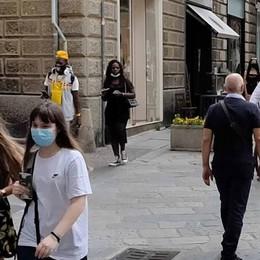 Lecco. «Zero contagi: ottima notizia   A fine mese l'epidemia può finire»