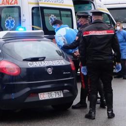 Olginate, fuggono all'alt dei carabinieri  Uno preso, l'altro si tuffa nel fiume