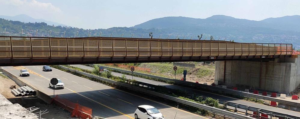 Nuovo ponte di Isella  Per ora nulla di fatto