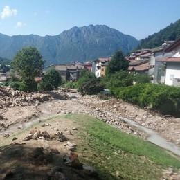 Alta Val di Corda, bonifica più vicina  Ok al progetto a un anno dall'alluvione