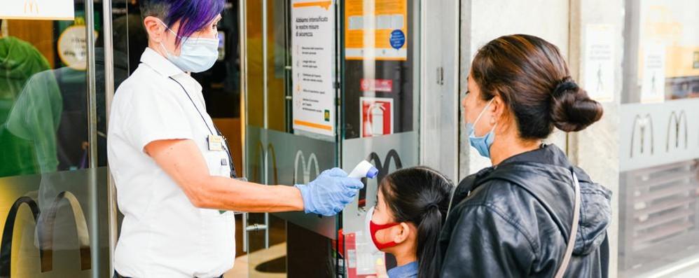 Coronavirus, il punto  di Regione Lombardia  A Como altri 4 positivi,  2 a Lecco e Sondrio