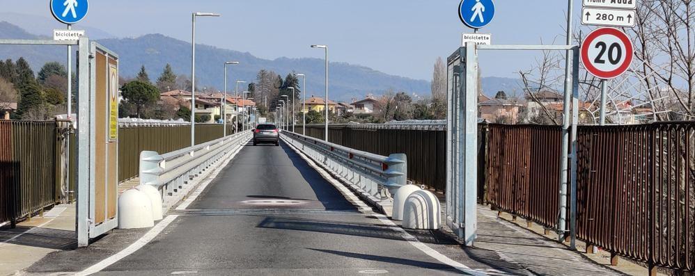 Paderno, lavori al San Michele  Il ponte chiude due notti