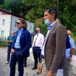La ricostruzione dopo l'alluvione  In Valsassina arrivano 22 milioni