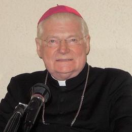 Scola prete da 50 anni  Gli auguri del Papa