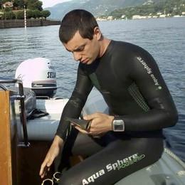 Traversata a nuoto da Lecco a Colico  Riva ci prova: 40 chilometri in 13 ore