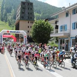 """Barzio, uno scatto da velocista  «Così abbiamo """"vinto"""" il Giro»"""