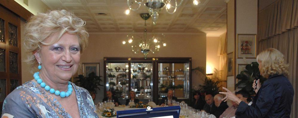 Il ristorante Larius non c'è più  Svanisce il sogno di Wanda Pagani