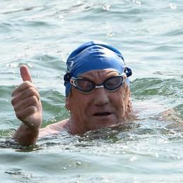 Leo Callone, il Papa e Lochness  «I miei 75 anni in un soffio»