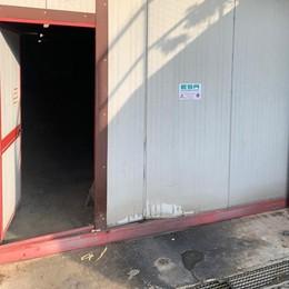 Raid nel magazzino comunale di Olgiate  «Per noi un danno da diecimila euro»