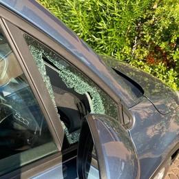 Santa Maria hoè, sindaco  derubato in auto  «La chiavetta usb mi serve per la tesi»