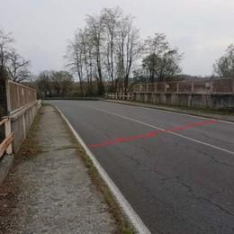Il ponte di Osnago è poco sicuro  Cinque mesi di chiusura totale al traffico