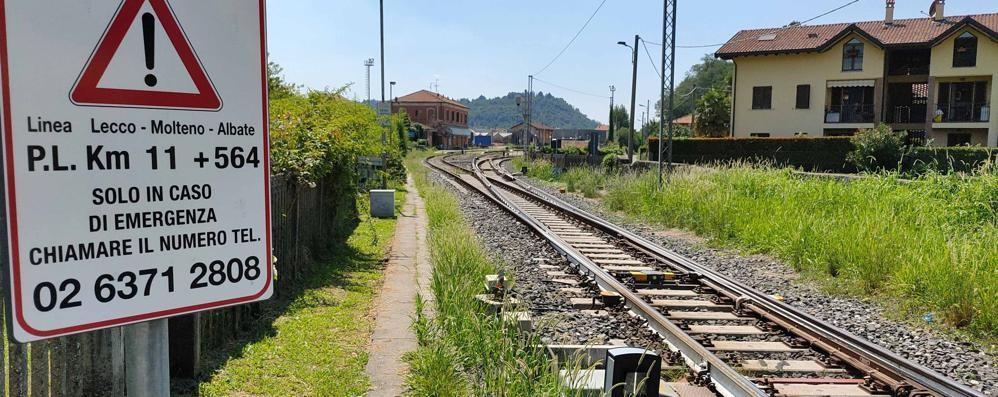 Oggiono, patto tra Comune e Rfi  Alla stazione è in arrivo il sottopasso
