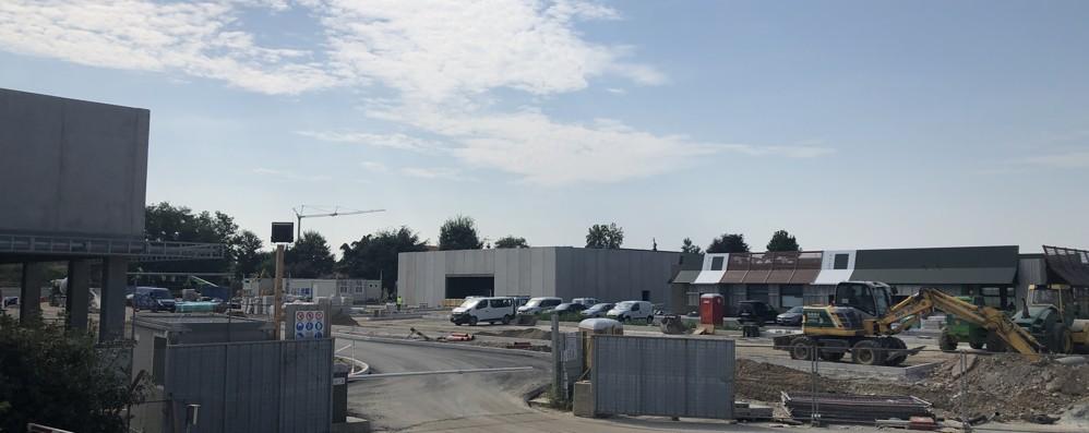 Osnago, centro commerciale in dirittura  Posti di lavoro per cento meratesi