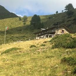 Pagnona, malore al rifugio Griera  Muore escursionista di 51 anni