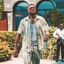 Mandello, un gangster a Villa Lario  È il rapper Guè Pequeno