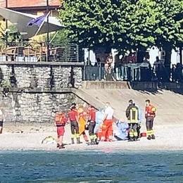 Varenna, trovato morto nel lago