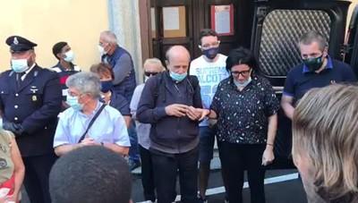 La salma di don Roberto a San Rocco