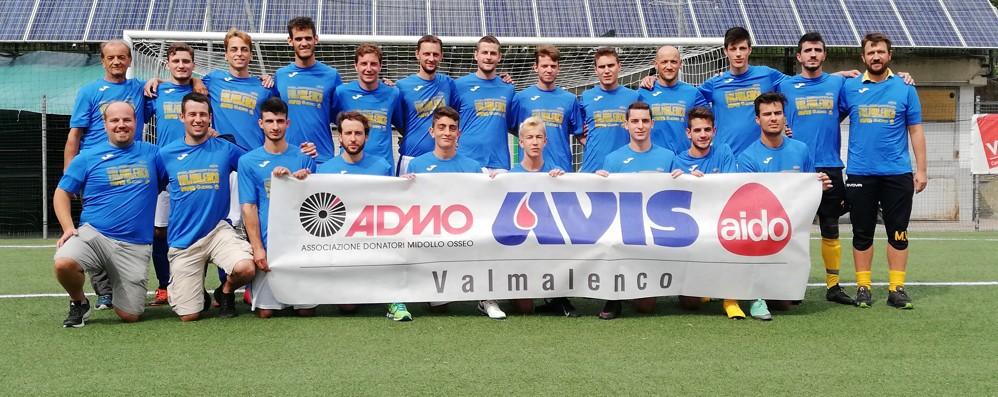 Covid, primo caso nel calcio  Un positivo nella Valmalenco