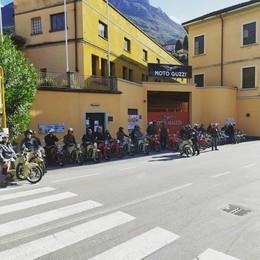 I guzzisti non abbandonano Mandello  A settembre prenotazioni confermate
