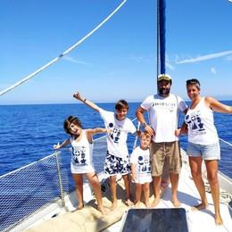 Costa Masnaga: Casa venduta.   E ora in barca fino ai Caraibi