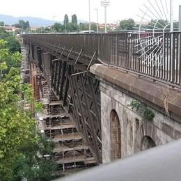 Paderno, scatta l'ora X del ponte  Torchio: «Disagi ridotti al minimo»
