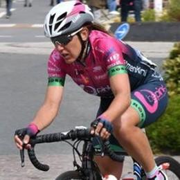 Silvia, una vita   con il Giro d'Italia in rosa