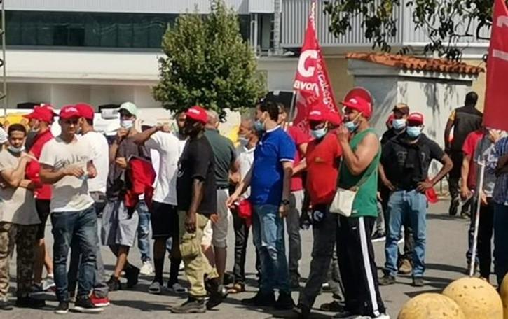 Spreafico di Dolzago  Tensione fra sindacati