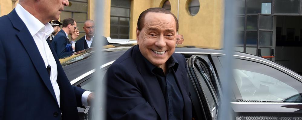 Berlusconi, problema cardiaco  Ricoverato a Montecarlo