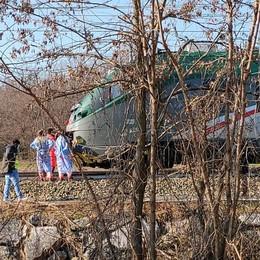 Ragazza travolta da un treno  tra Cernusco e Osnago