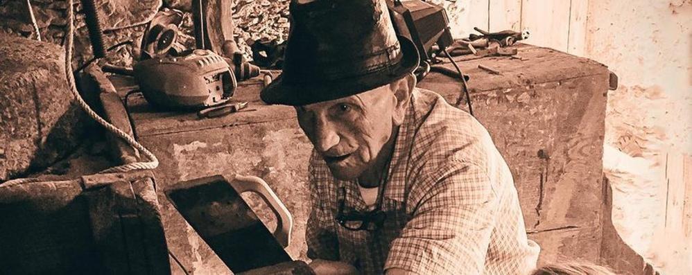 Colico piange Corrado  Morto a 95 anni di ustioni