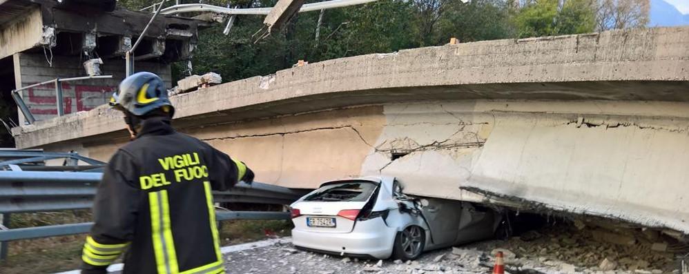 Annone, processo sul crollo del ponte  «Giustizia per Bertini, non vendetta»