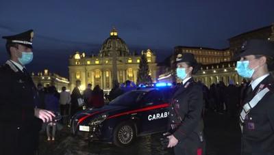 Diventare ufficiale dei carabinieri