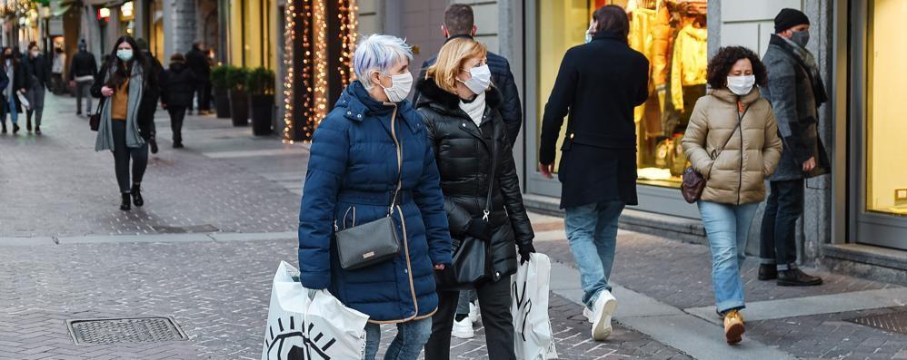Lombardia zona gialla Da lunedì 1 febbraio - Cronaca, Milano