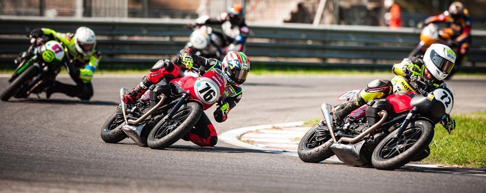 """Trofeo Guzzi Endurance  Promozione a """"Europeo"""""""