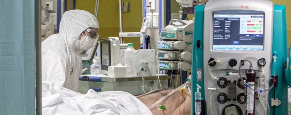 Covid, a Lecco 1300 morti nei dieci mesi del 2020