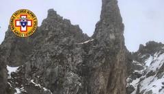Escursionista precipita in Grignetta  Intervento dell'Elisoccorso, è grave