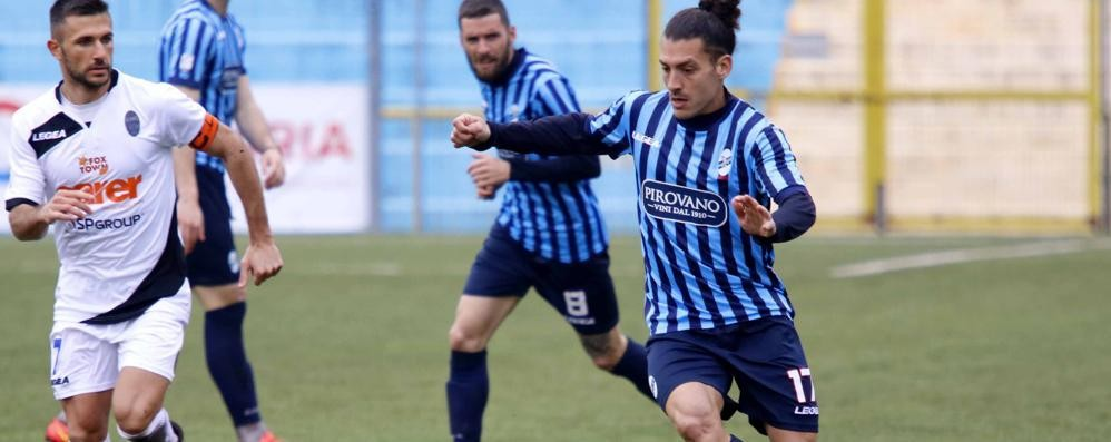 Iocolano, il match-winner  «Grazie a un lucido Cauz»