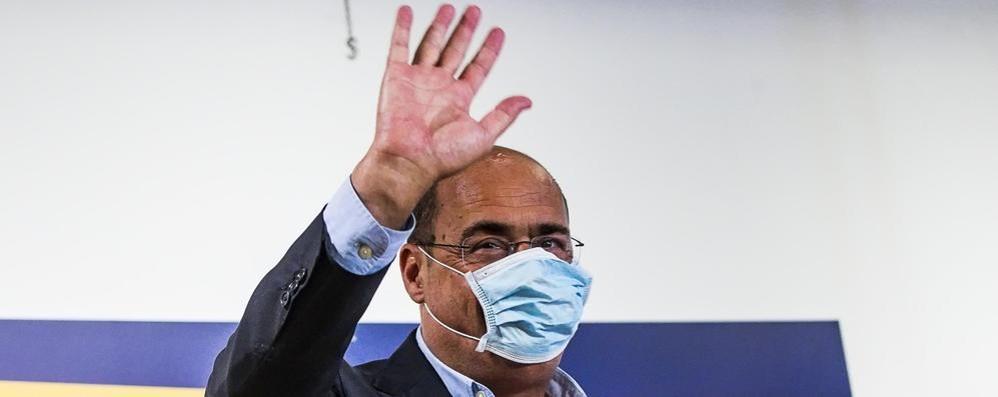Pd, si dimette  il segretario Zingaretti