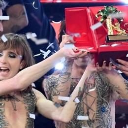 Sanremo: il trionfo dei Maneskin  La fotostoria dell'ultima serata