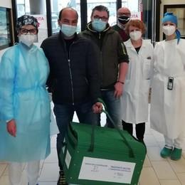 Vaccini, scatta la fase 2 a Ca' Prina  Ma va ancora completata la prima