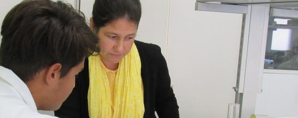Colico, Addio alla prof Ludovica  Era mamma di tre bambini