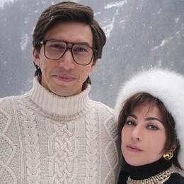 """Lady Gaga e le star a Villa d'Este  Il film """"Gucci"""" arriva sul lago"""